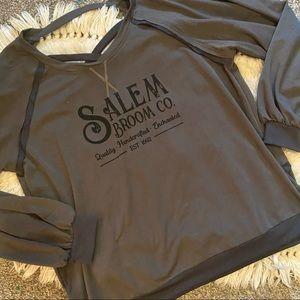 Salem Broom Co sweater